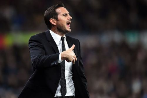 Frank Lampard returns to his old club for the first time as a manager