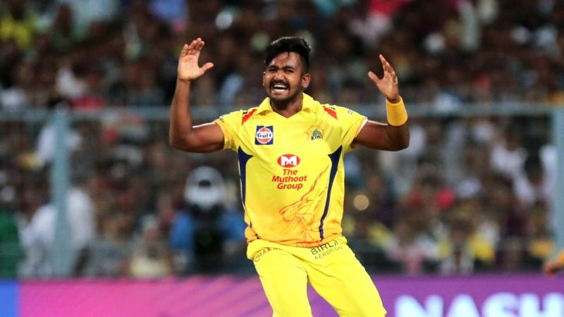 Asif played only two matches for CSK last year