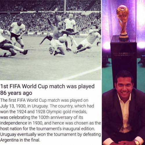 FIFA World Cup Arup Soans