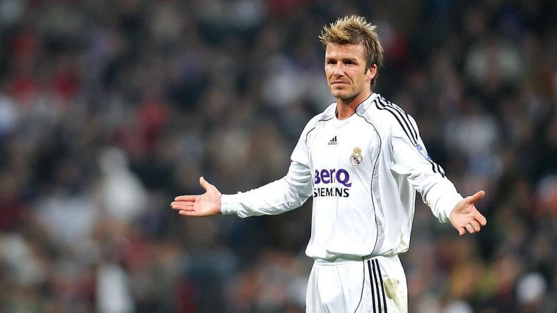 Beckham played with asthma throughout his career