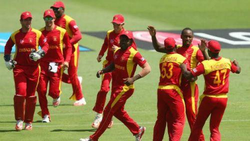 Zimbabwe have not won an ODI since CWC Qualifier