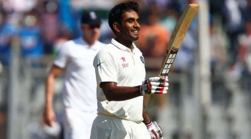 Jayant Yadav was brilliant in his debut series
