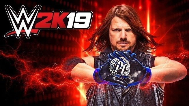 AJ Styles graces the cover of 2K