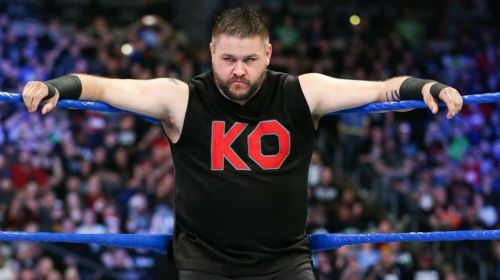 Kevin Owens has been pulled from MMC II