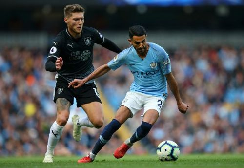 Mahrez has been used well by Guardiola