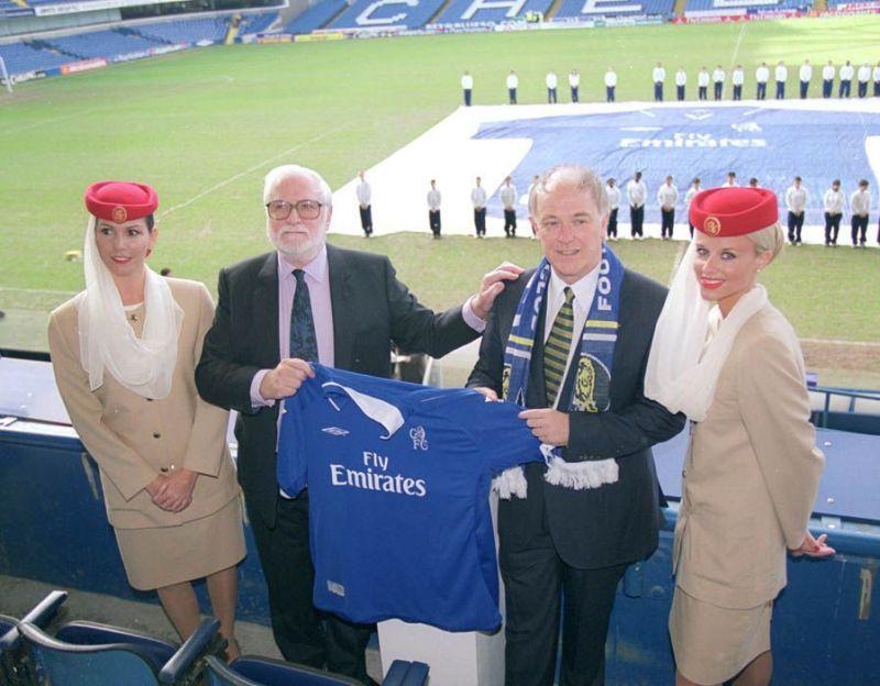 Chelsea was in serious financial debt in 1982