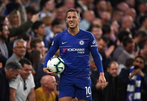 Hazard is currently the best player in England