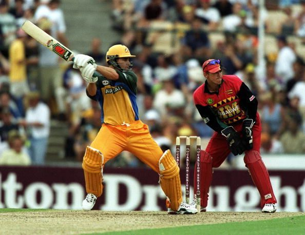 Bevan could not establish himself as a Test batsman