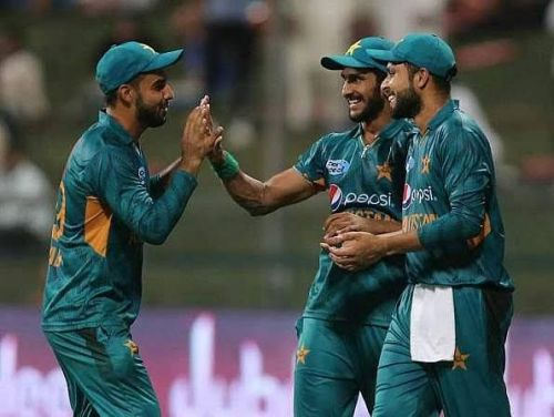 Pakistan's bowlers are having a dream run