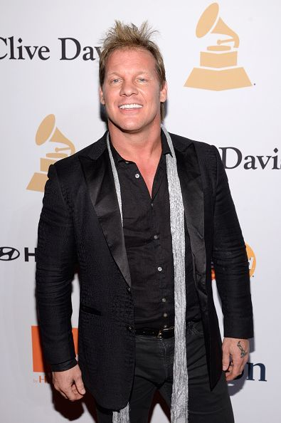 Chris Jericho at the 2016 Pre-GRAMMY Gala And Salute to Industry Icons event honoring Irving Azoff