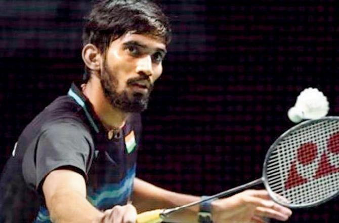 Kidambi Srikanth Into Second Round Of Denmark Open