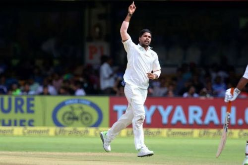 Indian Pacers with 10 wicket haul in Tests