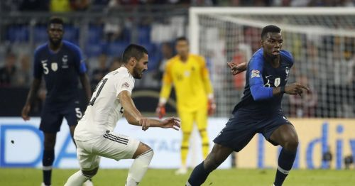 France face an even weaker Germany than last time out