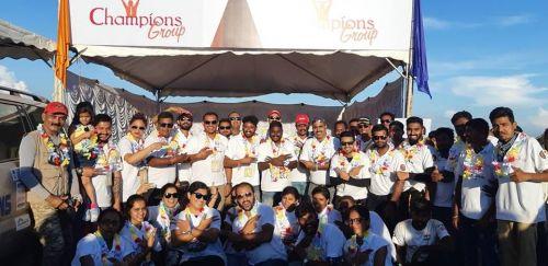 Team Champions - Mysore Gravel Fest