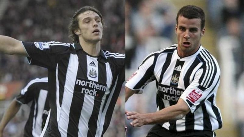 Andy Carroll vs Steven Taylor