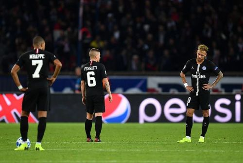 The superstars of PSG have to keep their heads up in the tough times in order to succeed