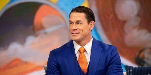 Cena opened up on The Today Show