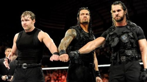 Will these three men still be on the page by the time WrestleMania 35 rolls around?