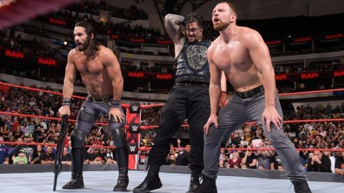 The Shield has left a lasting impact on Raw