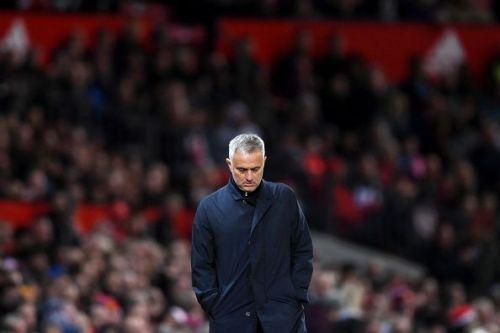 Jose Mourinho is struggling to keep the team together.