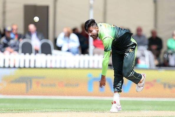 The left-arm pacer will spearhead Pakistan