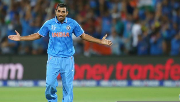 Image result for Mohammad Shami ODI