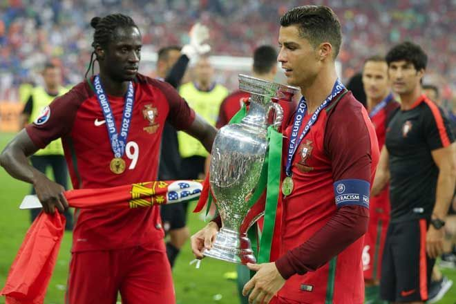 The 2016 Euro final was considered as the most important match for Portuguese football