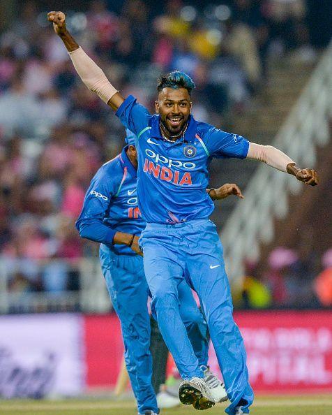 4th Momentum ODI: South Africa v India