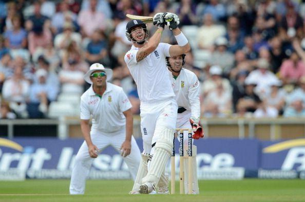 Kevin Pietersen scored three Test centuries against South Africa