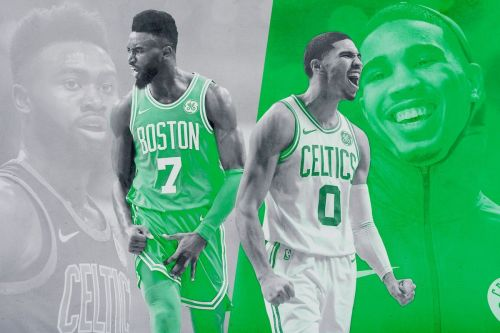 Boston Celtics' talented youth are embracing extra responsibility - Brown and Tatum