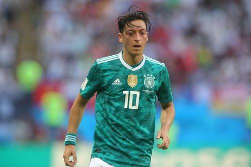 Mesut Ozil's absence hasn't made Germany any better