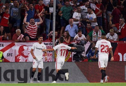Sevilla humiliated Real Madrid with a 3-0 dominating scoreline