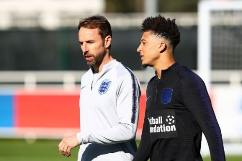 Southgate will be excited by the new talent at his disposal