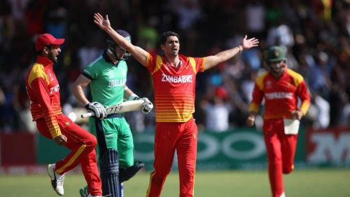 Ireland and Zimbabwe are the only 2 Test playing nations who will be absent from the ICC World Cup 2019
