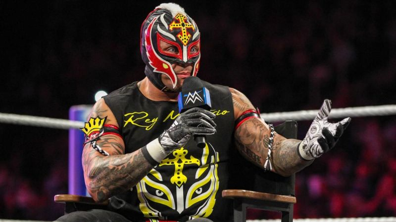 Will Rey Mysterio become the best in the world?