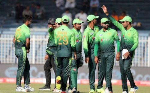 Pakistan demolished Australia by 66 runs in first T20I
