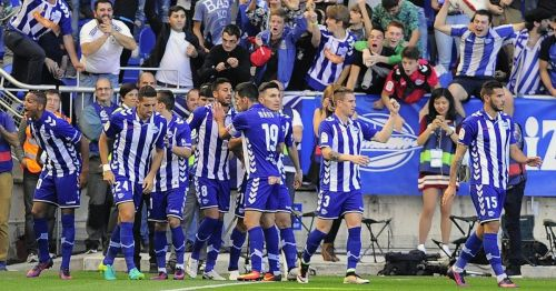 Alaves have sprung a surprise in this season's start
