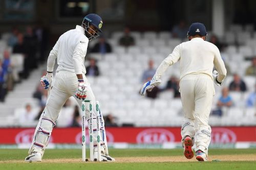 KL Rahul's continued failure at the top has put a question mark for his place in the side for the Australian tour later this year
