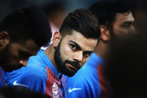 Virat's first love will always be cricket, and there's still time before you see him on the silver screen
