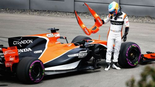 Alonso's second spell at McLaren has been a one to forget
