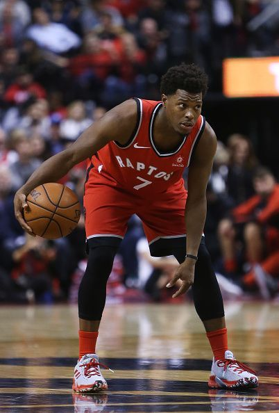 Kyle Lowry will be running the point once again for the Raptors
