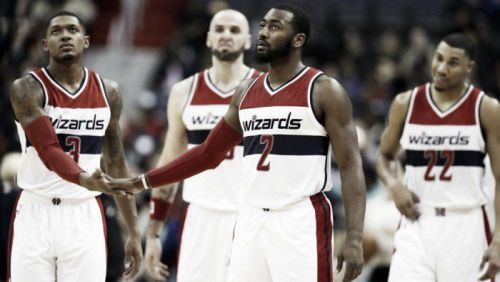 The Wizards averaged 106.6 points per game in the 2017-18 season