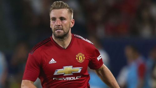 Luke Shaw has been United's most consistent player this season