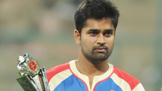 R Vinay Kumar had 2 stints with the Royal Challengers Bangalore