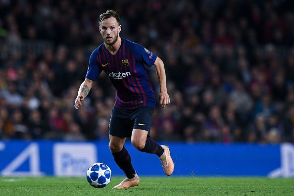 Rakitic has been an important player for Barcelona