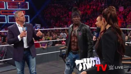 Can Truth TV kick off every SmackDown Live