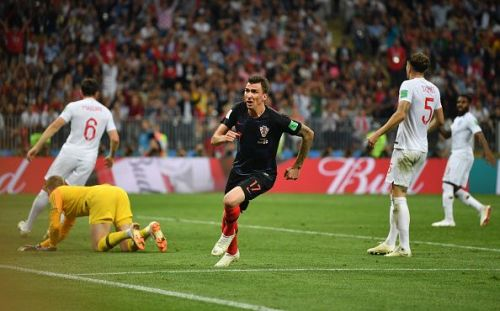Mandzukic was a silent hero helping his nation win matches