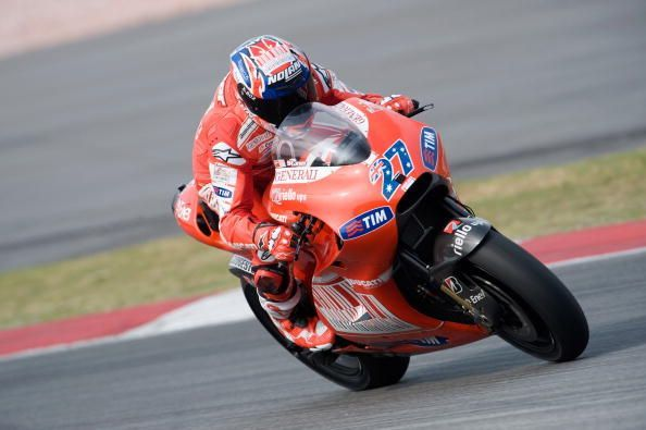Double world champion Casey Stoner won 38 Grand Prix races.