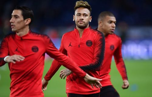 Despite playing with a depleted lineup, PSG at no point looked like losing the match.
