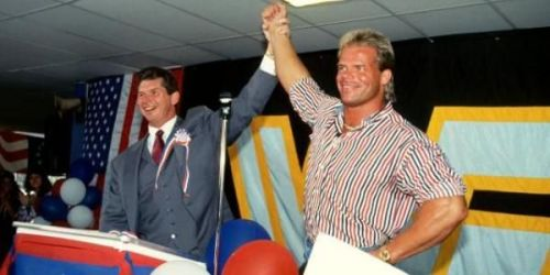 McMahon and Luger in 1994